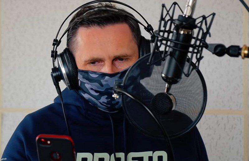 Prezydent Krzysztof Jażdżyk rapuje! Odpowiedział na wyzwanie Hot16Challenge2.