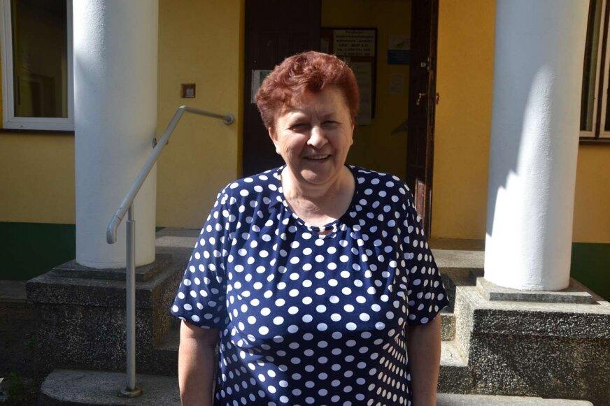 Joanna Skrocka przeszła na emeryturę. Na ostatniej sesji podziękowała wszystkim za współpracę.
