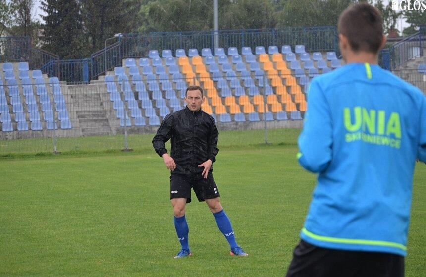 Dawid Przezak w sezonie 2020/2021 nie zagra w Unii Skierniewice.