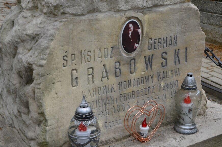 German Grabowski: pisarz, dziennikarz, kapłan i… strażak
