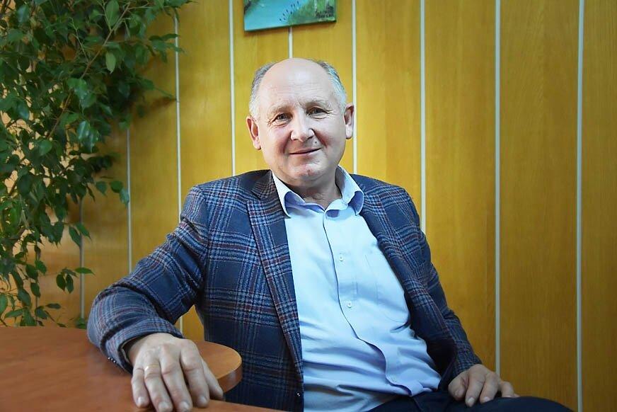 Włodzimierz Ciok, wójt gminy Nowy Kawęczyn jest zdrowy.