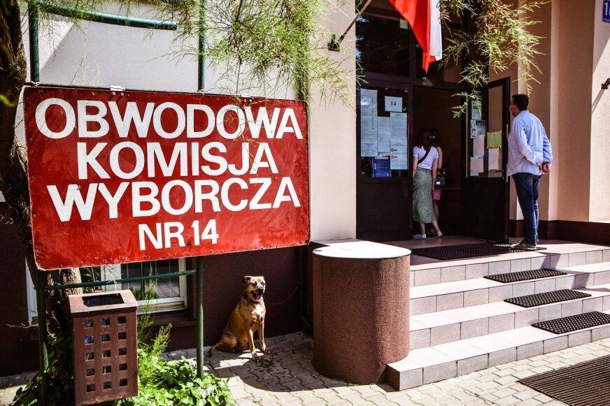 SKIERNIEWICE: zdjęcia z lokali wyborczych