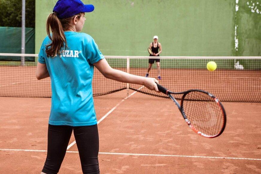 Już jutro (11.07) na kortach przy ulicy Pomologicznej rozegrany zostanie turniej tenisa dla dzieci i młodzieży.