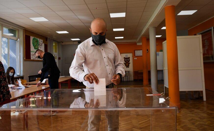 Frekwencja to największy sukces niedzielnych wyborów.