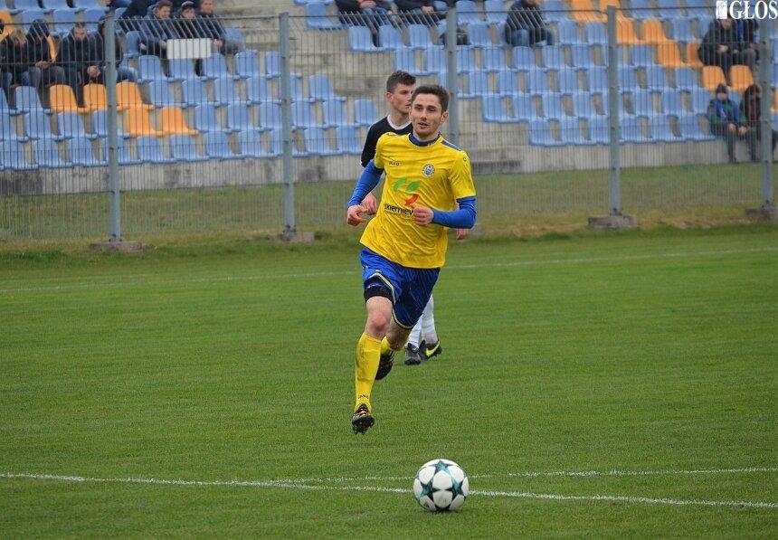 Damian Warchoł w sezonie 2018/2019 bronił barw Unii Skierniewice.