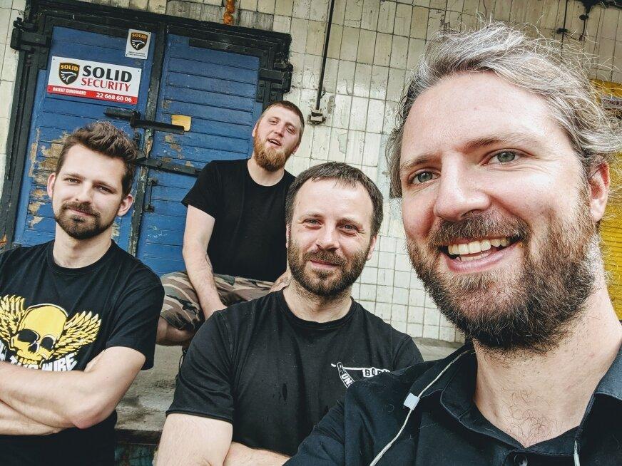 Żyrardowski zespół Pull the Wire nie zagra na Domówce Owsiaka. Powodem COVID-19