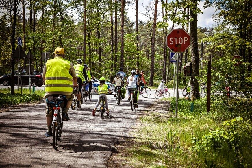 Weekend z rowerem: Pętla przez Nieborów i Bolimów