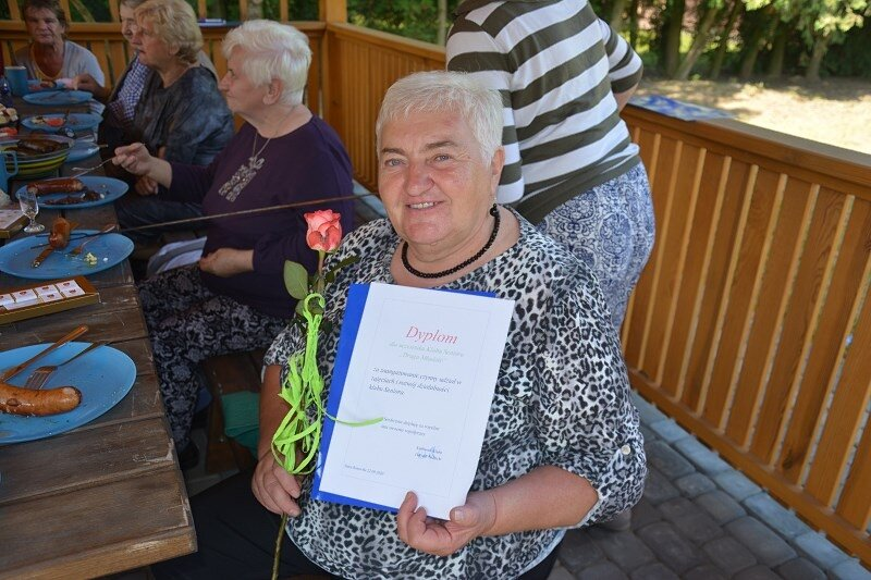 - Zajęcia dla osób starszych są bardzo potrzebne - podkreśla jej uczestniczka pani Maria.
