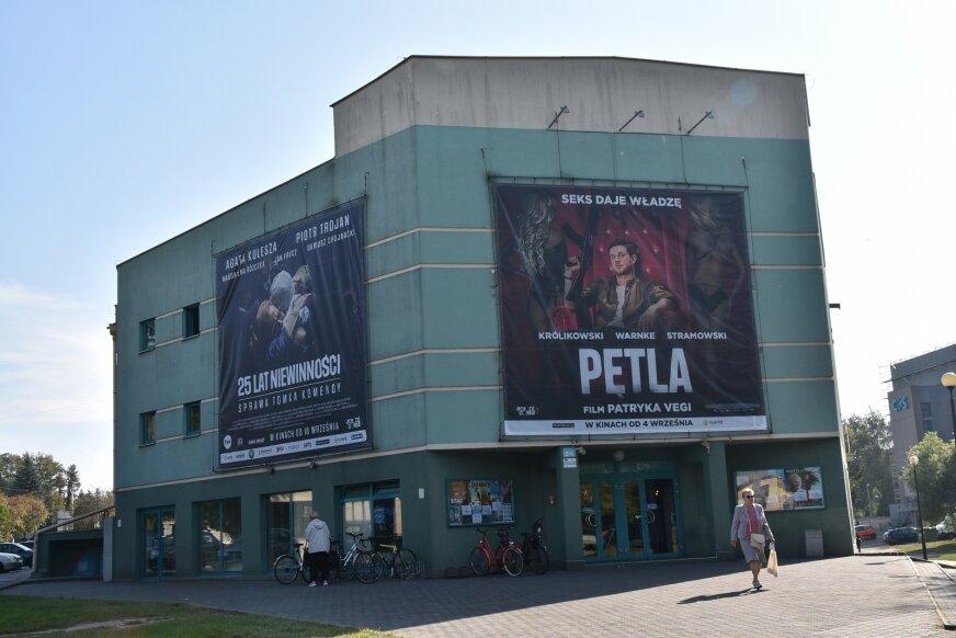 Filmowe premiery w Polonezie