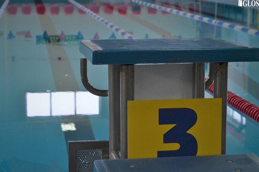 Skierniewicki basen pozostanie otwarty dla szkół i klubów sportowych. Klienci indywidualni nie będą wpuszczani na obiekt.