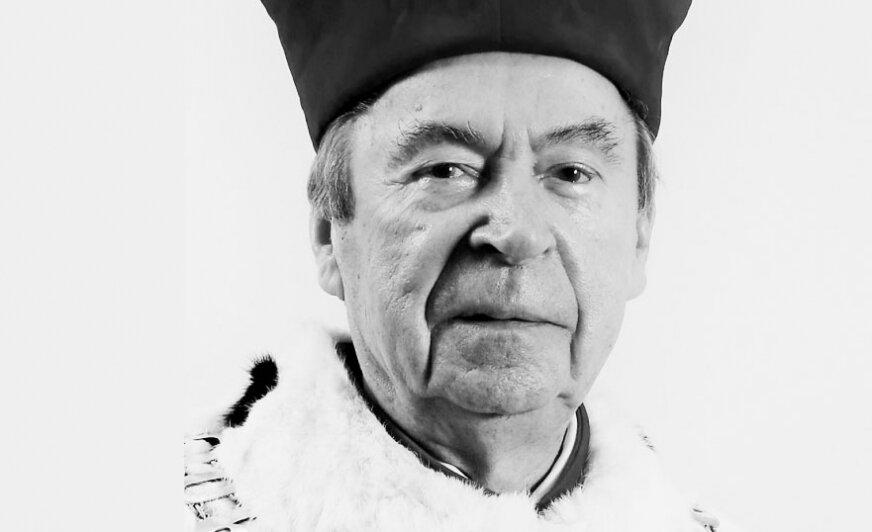 Nie żyje Tadeusz Janusz, wieloletni rektor PWSZ w Skierniewicach