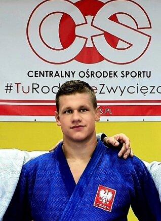 Mateusz Bolimowski zadebiutował w mistrzostwach Europy w judo.