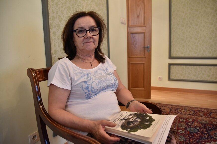 – Pisanie książki na podstawie własnych badań to praca żmudna, ale bardzo ciekawa – przyznaje Małgorzata Lipska-Szpunar.