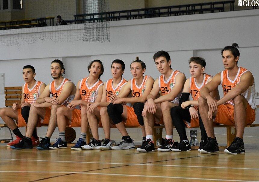 Juniorzy starsi AZS na inaugurację sezonu 2020/2021 przegrali z rezerwami ŁKS.