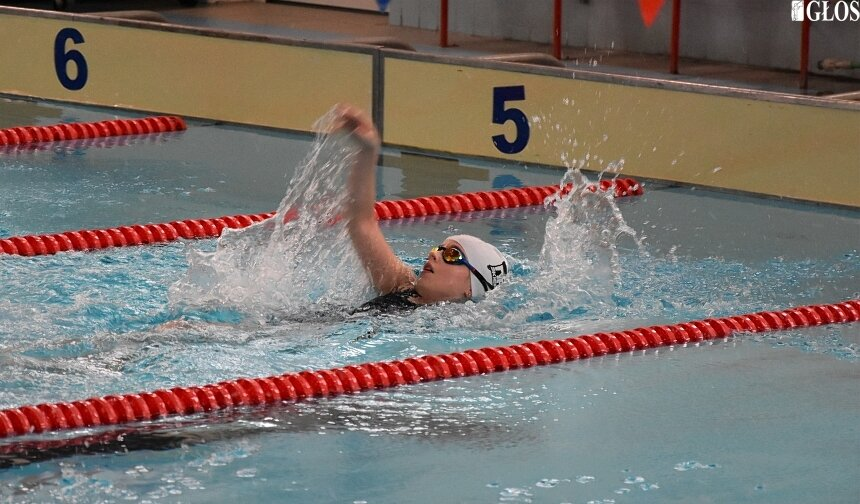 We wtorek i środę w Pływalni Miejskiej NAWA odbywały się Międzywojewódzkie Drużynowe Mistrzostwa Młodzików 10. i 11-letnich.