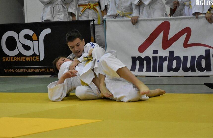 Młodzi judocy na sportowo podsumowali 2020 rok.