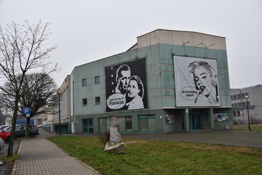 Polonez wciąż pozostaje zamknięty. A jak będzie w 2021 roku? – Marzę, żeby ludzie nie odzwyczaili się od kina i żeby było co grać, bo dużo zmieniło się na rynku filmowym – mówi Ewa Pawlik.
