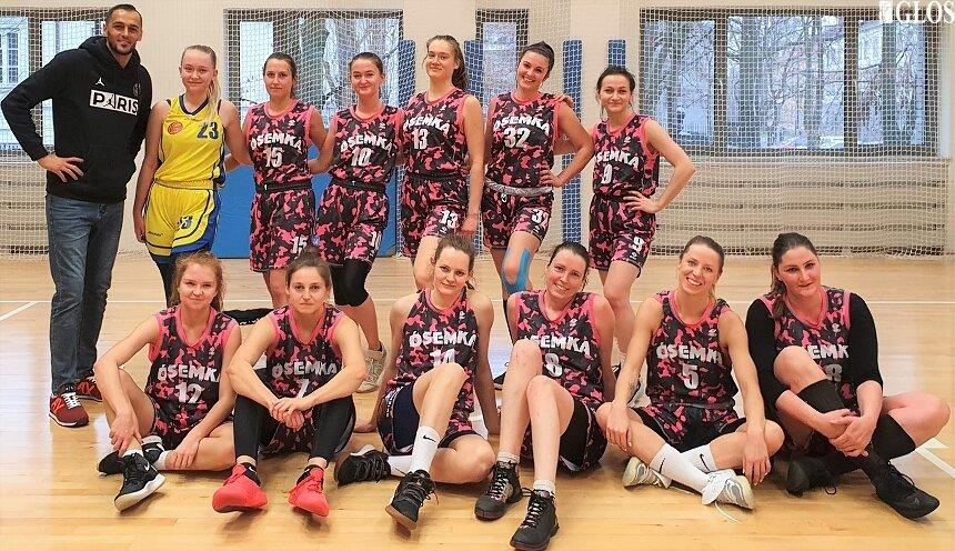 Zespół MKS Ósemka Lucyna Spa wygrał 10. z rzędu spotkanie w II lidze.