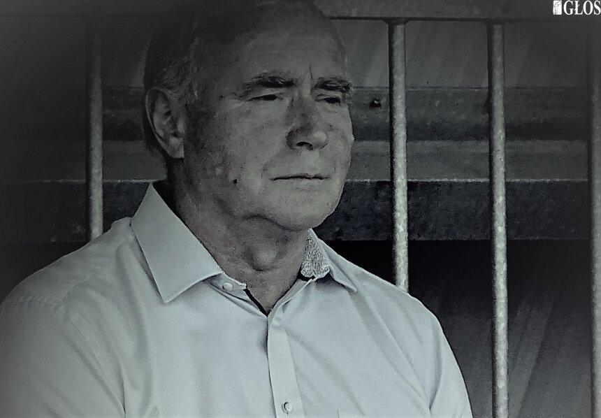 Tadeusz Kruk (29.02.1956 - 25.01.2021).