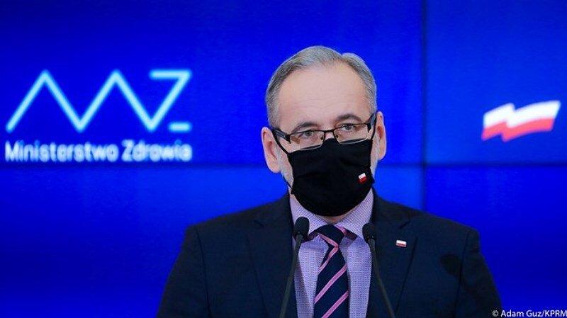 Adam Niedzielski, minister zdrowia o obostrzeniach.
