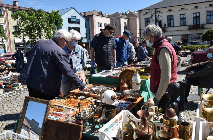 Organizatorzy targów staroci proszą wszystkich wybierających się w sobotę na targi o zadbanie o bezpieczeństwo swoje i innych osób uczestniczących w imprezie.