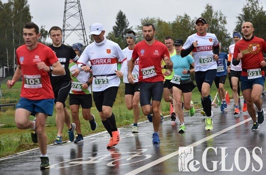 Ostatnim biegiem triady, który odbył się w 2020 roku był przełożony z maja na wrzesień Bieg Zielonego Jabłuszka na dystansie 10 kilometrów.