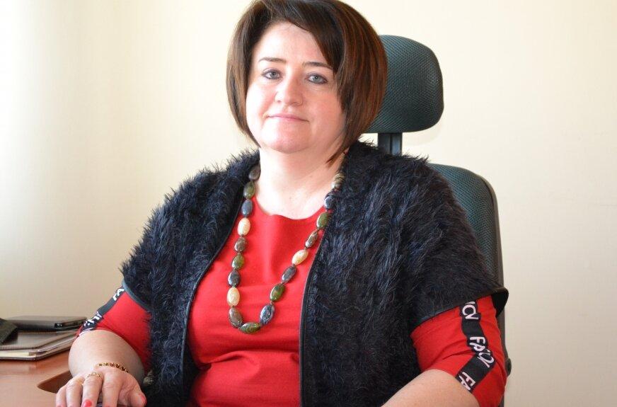 Nowa zastępca skarbnika Mszczonowa Edyta Fedorowicz.