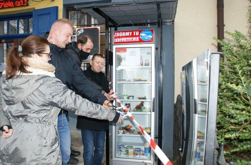 Pierwsza jadłodzielnia w powiecie stanęła w Bolimowie, teraz kolej na Skierniewice.