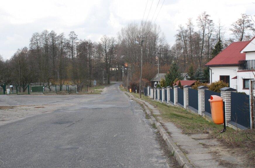 Jedną z tegorocznych inwestycji zrealizowanych w ramach funduszu sołeckiego będzie remont chodnika przy ulicy Klonowej w Godzianowie.