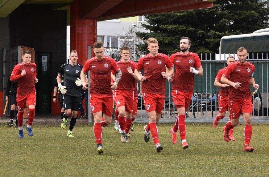 Mecz Unia Skierniewice - Legia II Warszawa