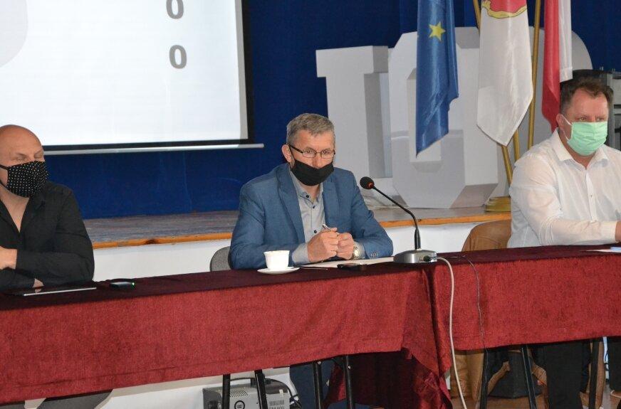 Tężnia ma być zainstalowana na terenie kąpieliska w Białej Rawskiej, informowali na sesji radni.