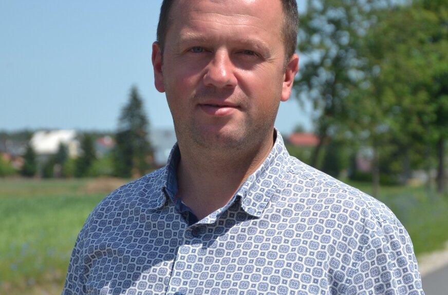 Wójt Paweł Królak omówił plany rozwojowe firmy Herco.