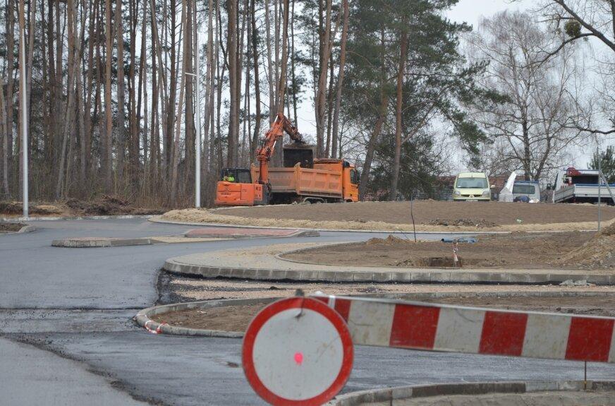 Budowa drogi dobiega końca, finał w lipcu tego roku.