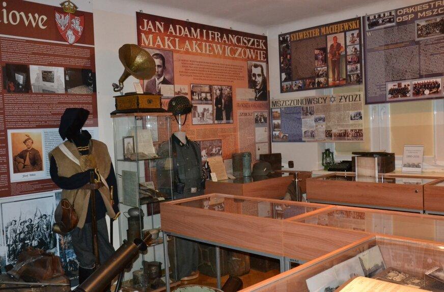 Izba Pamięci Ziemi Mszczonowskiej to miejsce, w którym gromadzone są pamiątki z dziejów Mszczonowa.