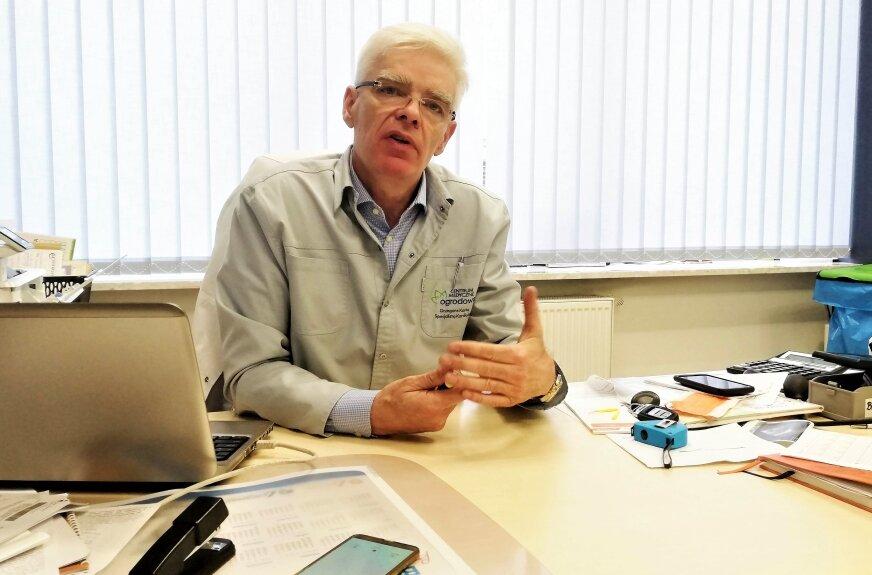 Badania leku na covid-19 prowadzone będą m.in. w Skierniewicach