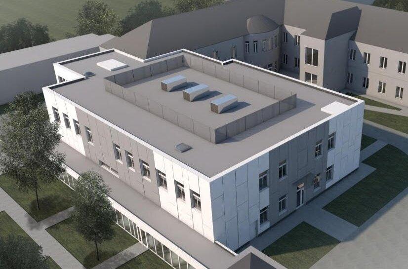 To będzie największa w historii rozbudowa szpitala im. Św. Ducha w Rawie Mazowieckiej.