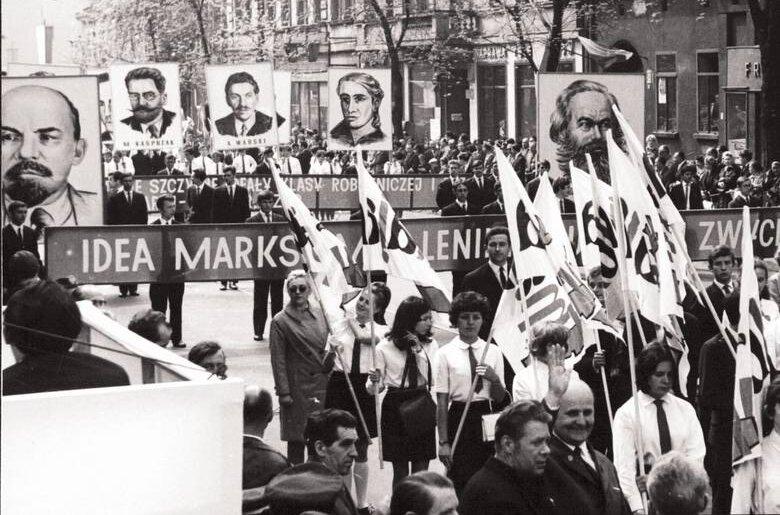 Pierwszomajowe pochody za czasów PRL... Wspomina kierownik propagandy