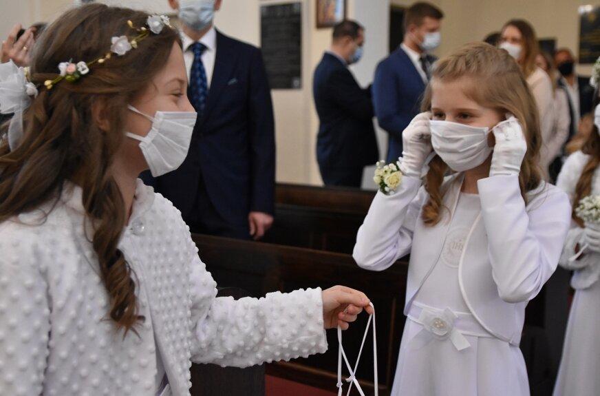 Uroczystość w kościele garnizonowym odbyła się z zachowaniem wymogów epidemiologicznych.