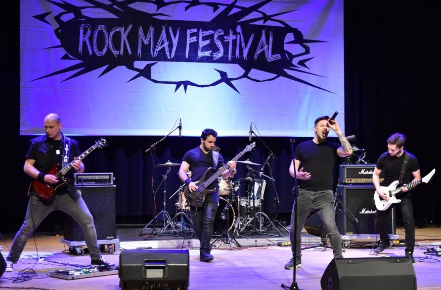Jubileuszowy Rock May Festival