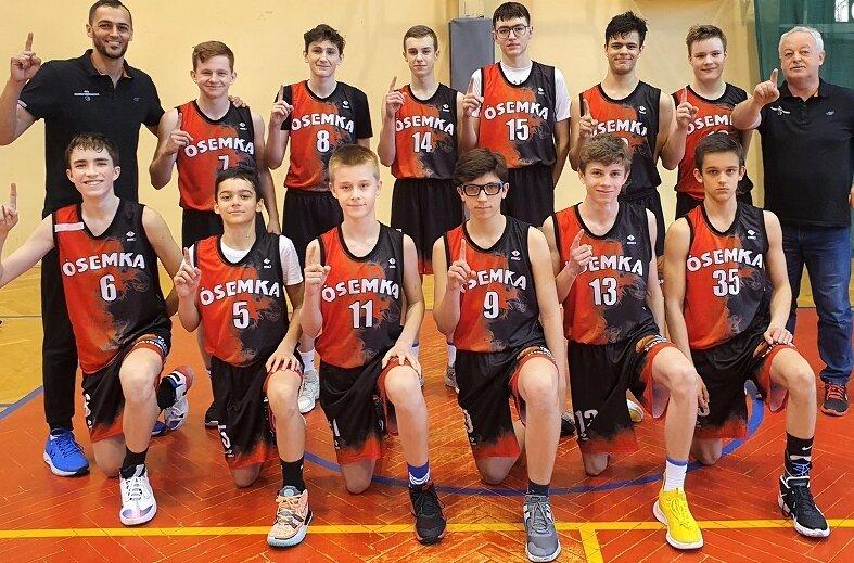 Kadeci MKS Ósemka będą gospodarzem turnieju ćwierćfinałowego mistrzostw Polski.