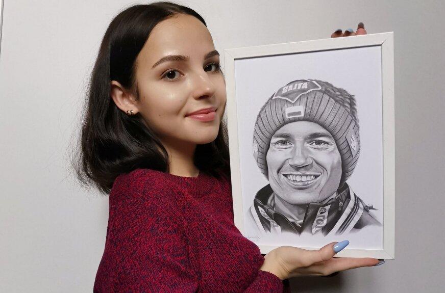 Portret Kamila Stocha zawiśnie w galerii trofeów