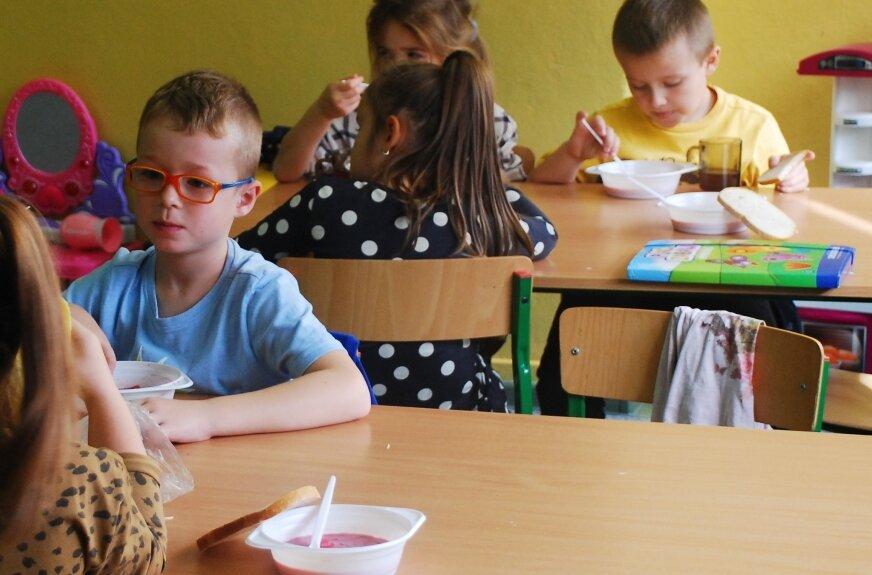 W pokoju nauczycielskim powstała jadalnia