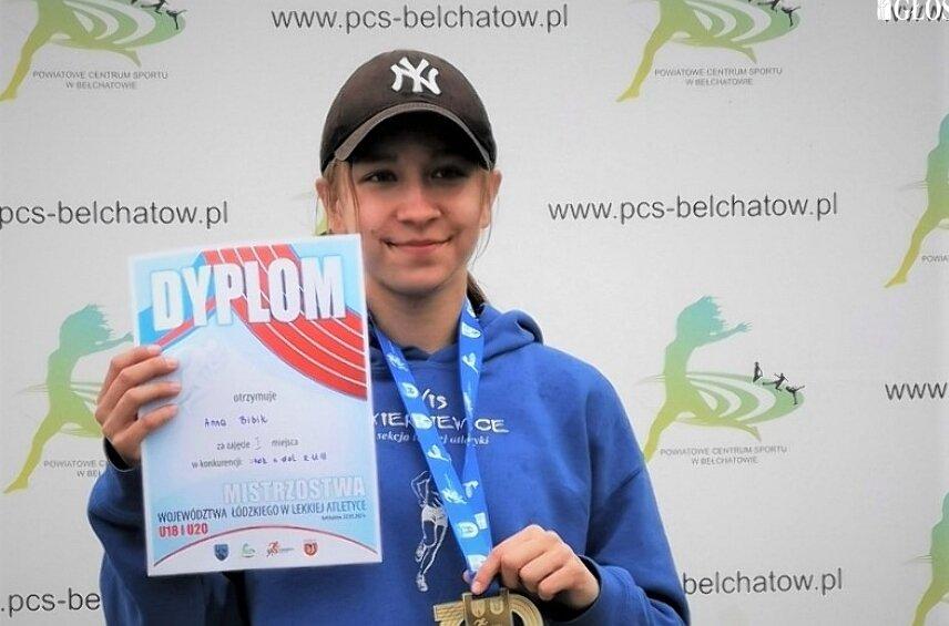 Anna Bibik po zdobyciu złotego medalu mistrzostw łódzkiego zanotowała kolejny dobry występ. Tym razem zaprezentowała się bardzo dobrze podczas wyścigu na dystansie 200 metrów w ramach Memoriału im. Ludwika Szumlewskiego w Łodzi.