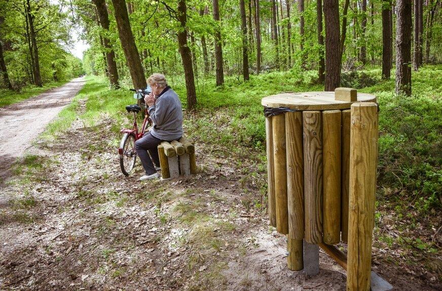 Mieszkańcy Skierniewic mają w puszczy promenadę