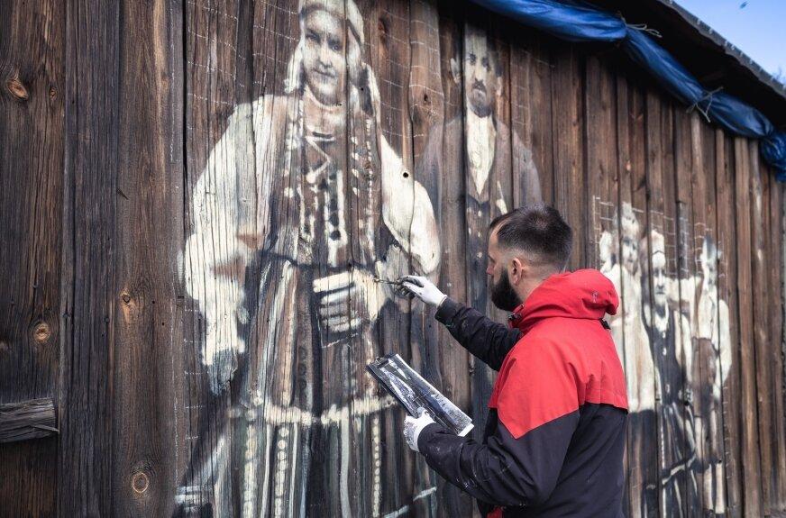 Czy jest szansa na mural?