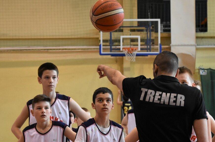 Finał Mistrzostw Polski U13 w koszykówce