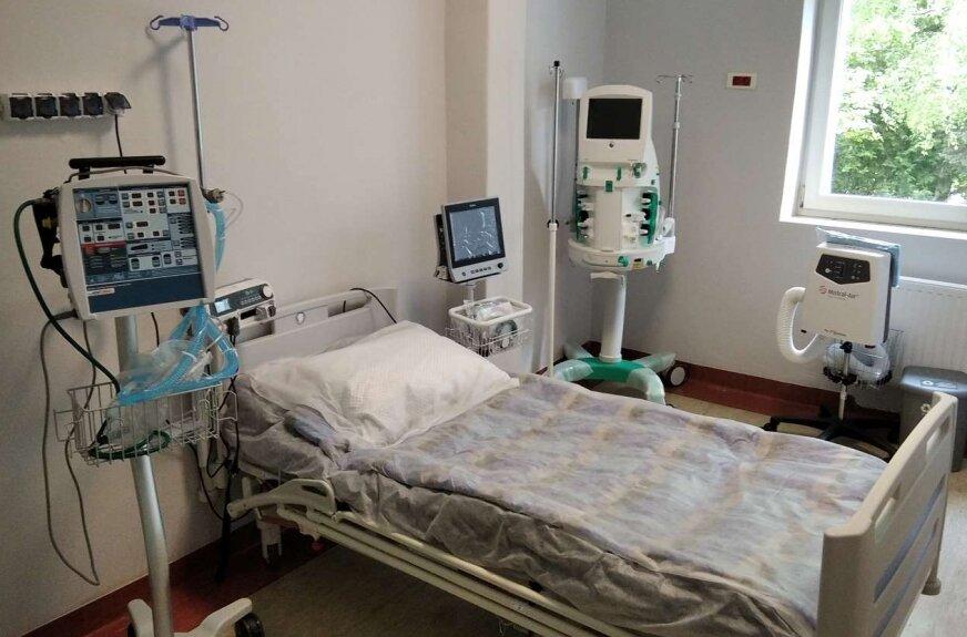 OIOM w szpitalu św. Ducha od 1 lipca