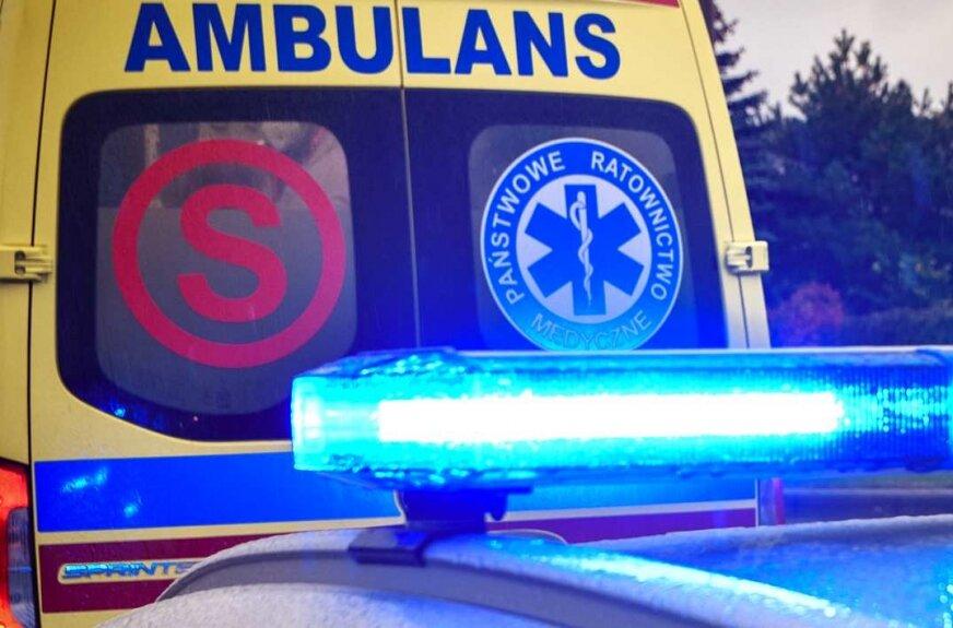 Tragiczny wypadek na Zadębiu w Skierniewicach