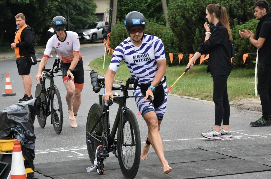 Festiwal Triathlonu Rawa Mazowiecka 2021