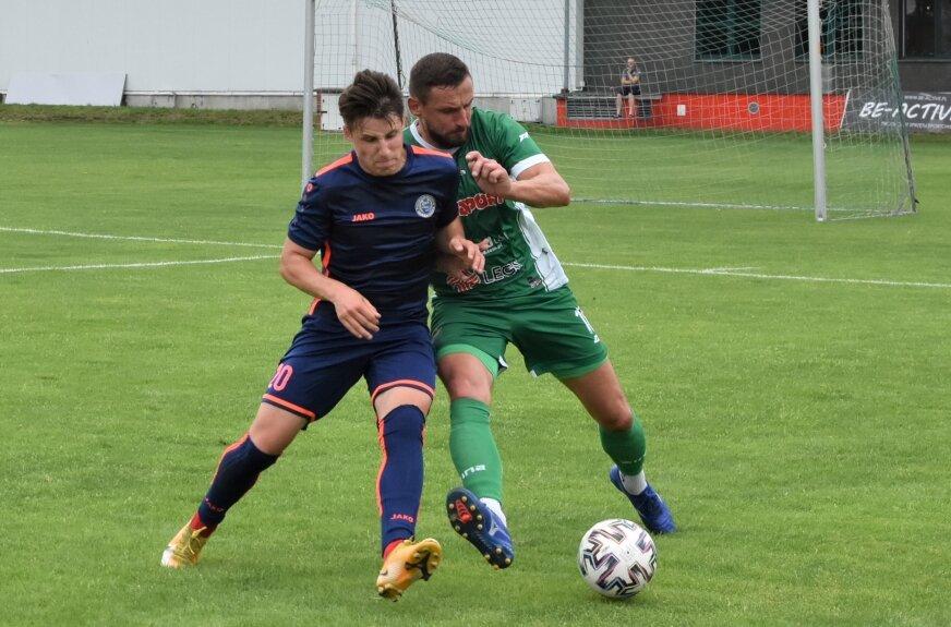 Początek sezonu 2021/2022 w I grupie III ligi